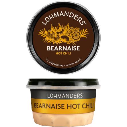 Bearnaise Hot Chili