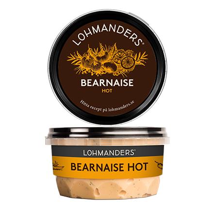 Bearnaise hot