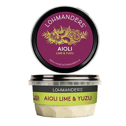 Aioli lime & yuzu