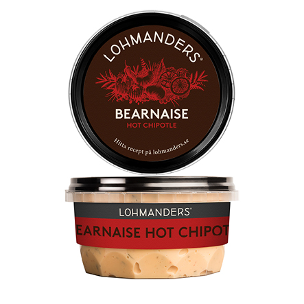 Bearnaise hot chipotle